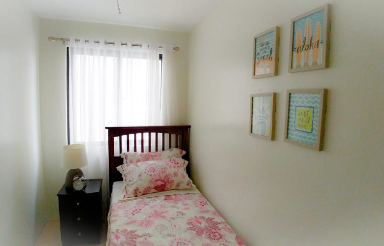 Children's bedroom of Southview Homes model unit
