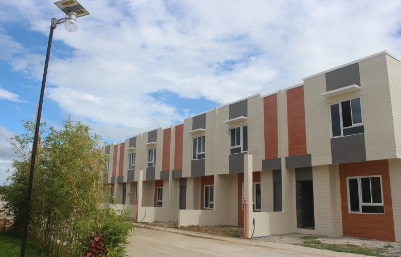 Town Houses in Bueno Rosario, Cabuyao
